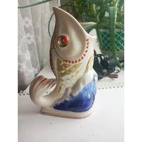 Карандашница в виде рыбы, 50-е года