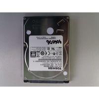 "Жесткий диск для ноутбуков 2.5"" SATA 500Gb Toshiba MQ01ABD050 (906006)"