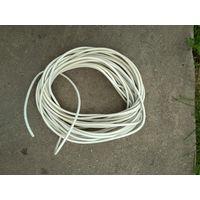 Коаксиальный кабель Lexton RG6 coaxial cable 75 OHM 063M длина чуть больше 19,5м