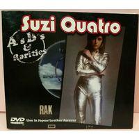 Suzi Quatro-A's,B's&Rarities (CD) + Live&Videos (DVD)