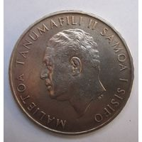 Самоа, доллар, 1967