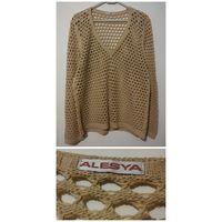 Женский свитерок Алеся, 100%хлопок, 52-54 р-р