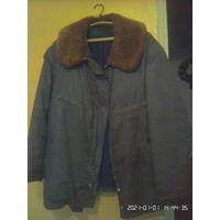 Военная куртка, 10 руб