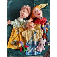 Игрушки кукольный театр