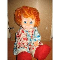 Кукла советская .Клоун