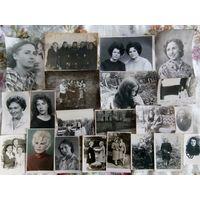Девушки из СССР, 50-60е годы,60 фото