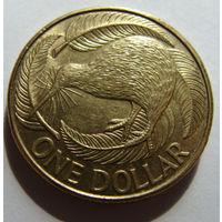 Новая Зеландия 1 доллар 2004 г