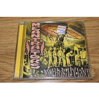 Meantraitors - From psychobilly land - CD
