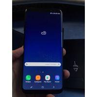 Samsung Galaxy S8+ 1 sim 64 gb черный бриллиант 10из10