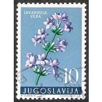 1 Марка Югославия 1959 Гашеная 882