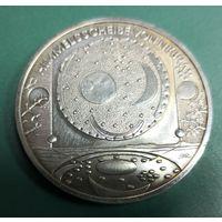 Германия, 10 евро, 2008 г, Небесный диск, Небра, Ag 925.