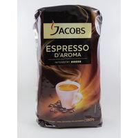Кофе в зернах Jacobs ESPRESSO D'Aroma 1кг (Германия)