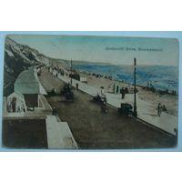 "Открытка города ""Борнмут (Bournemouth)"" 20-е годы. Англия."