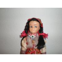 Кукла в национальном костюме. 24 см.