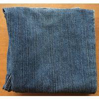 Детские новые фиолетово-синие блестящие светящиеся с фиолетово-синим отливом с прямой широкой штаниной джинсы для мальчика от 15 до 19 лет