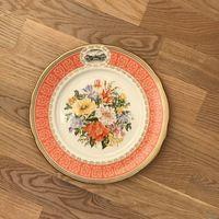 Тарелка коллекционная The Chelsea Flower Show by Elizabethan 25 см