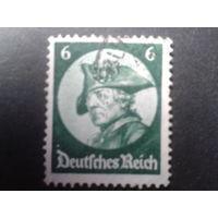 Германия 1933 король Пруссии - Фридрих Великий