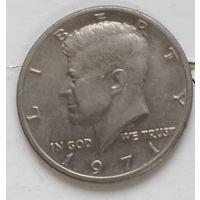 США 1/2 доллара, 1971 1-12-4