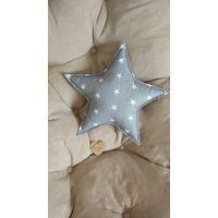 Декоративная подушка ''Звездочка''