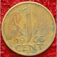 7863:  1 цент 1966 Нидерланды
