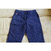 Фирменные штаны на фланели р.140 (идеал)