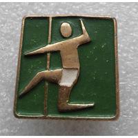 Значок. Легкая атлетика #0161