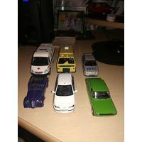 6 моделей на запчасти или востановление