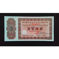 5 марок 1958 года. Германия. UNC. Распродажа.