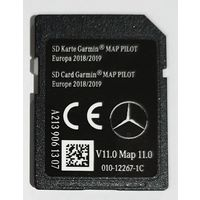 NEW Mercedes Benz SD Card Garmin Map Pilot V11.0 2018/2019 A2139061307 W205 213