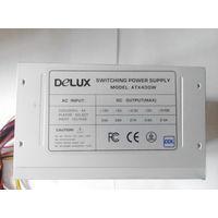 Блок питания DELUX ATX400W.