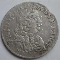 VI грош 1683 Пруссия