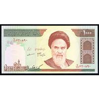 Иран / IRAN_nd (1992-)_1.000 Rials_P#143.e_UNC