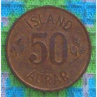 Старая Исландия 50 айрэ 1969 года