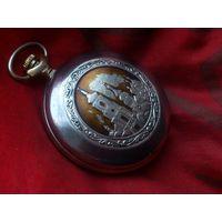 Часы МОЛНИЯ КНЯЗЬ ВЛАДИМИР ( 1000 лет КРЕЩЕНИЮ РУСИ ) из СССР