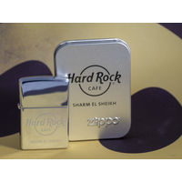 Коллекционная Zippo Hard Rock Cafe Sharm El Sheikh 2007г