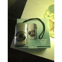 Фотоаппарат Canon Ixus 110 IS в неисправном состоянии