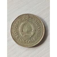 Югославия 5 динаров 1983г.