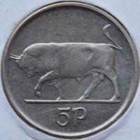Ирландия 5 пенсов 1992 год