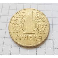 1 гривна 2001 Украина #01