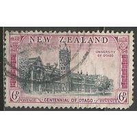 Новая Зеландия. Университет в Отаго. 1948г. Mi#304.