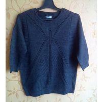 Серый свитерок 50 размера