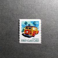 Марка США 2001 год Стандартный выпуск