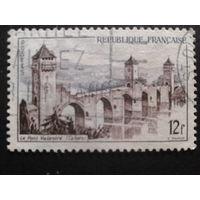 Франция 1955 мост