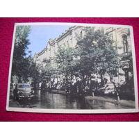 Открытка Могилев. Педагогический институт. 1963 г.