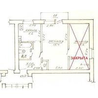 Сдам 2-х комнатную квартиру(без комнаты) по договору в Гродно, Космонавтов 35 с 1 сентября 2020г