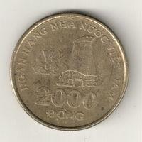 Вьетнам 2000 донг 2003