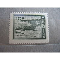Аргентина. Крокодил. 1959г.