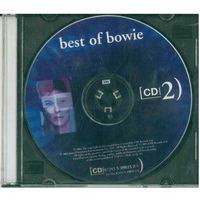 CD Bowie - Best Of Bowie (2002)