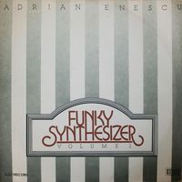 Adrian Enescu - Funky Synthesizer Volume 1 - LP - 1982
