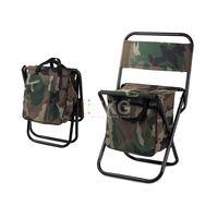 Кресло туристическое складное рыбацкое с сумкой